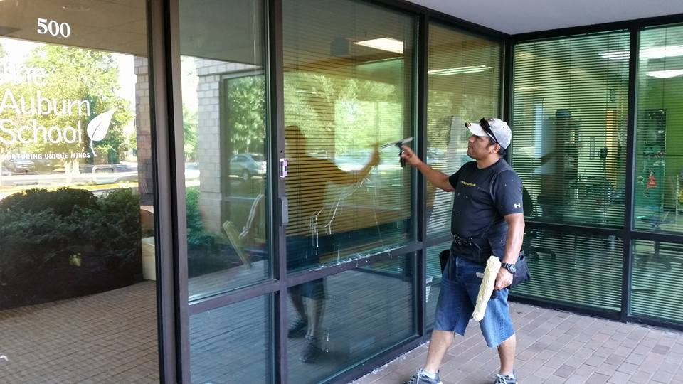 B&A Power Washing | Window Cleaning Virginia, DC & Maryland